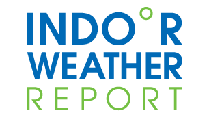 Image result for Indoor Weather Report logo