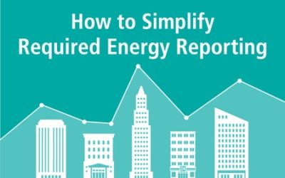 How To Simplify Required Energy Reporting